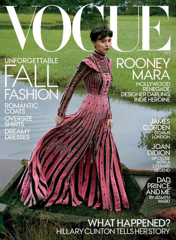 Vogue US October issue 2017 Cover