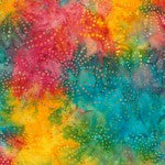 BATIK - Vivid Batik 106in Wide Backing