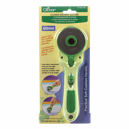 Rotary Cutter 60mm Soft Grip