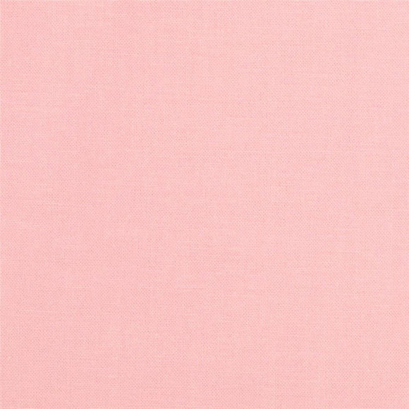 KONA COTTON SOLIDS -  BABY PINK COLOR
