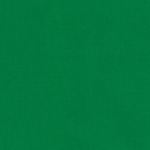 KONA COTTON SOLIDS -  CLOVER GREEN
