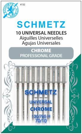 NEEDLES Chrome Universal Schmetz  5 ct #4132