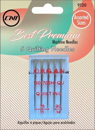 NEEDLES Quilting Needle Assortment #9120CV