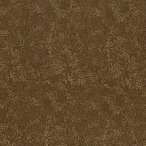 Tonal Filigree Echo Mocha -C5500 Timeless Treasures Mocha