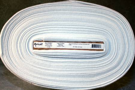 BATTING Single Sided Light Fusible Batting 4.7oz 45in Wide