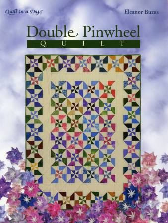 Pattern Books Double Pinwheel Quilt