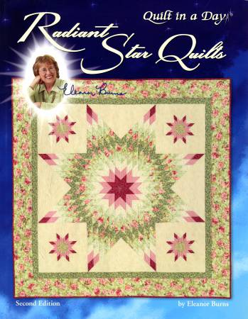 Pattern Books Radiant Star Quilts