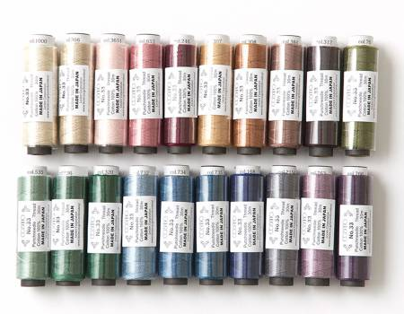 Punchneedle Thread 20 Color 1 Spool ea Assortment # 3300L