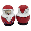 Nifty Santa Claus Matryoshka Nesting Dolls 10 Pieces