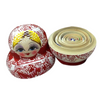 Lovely Red Russian Matryoshka Nesting Dolls 10 Pieces