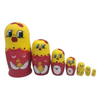 Cute Hatchling Matryoshka Nesting Dolls 7 Pieces