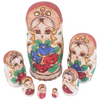 Magnificent Matryoshka Nesting Dolls 7 Pieces