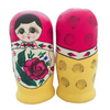 Elegant Lady Matryoshka Nesting Dolls 7 Pieces