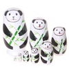 Amazing Pandas Matryoshka Nesting Dolls 8 Pieces