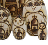 Cute Little Girl Matryoshka Nesting Dolls 6 Pieces
