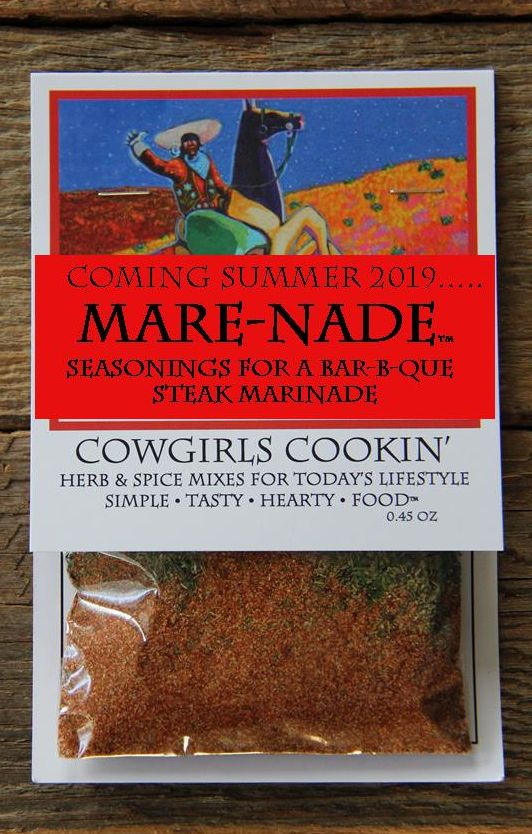 The Summer of 2020 New  Seasonings ~ Mare-Nade ~ Seasonings for A Bar-B-Que  Steak Marinade
