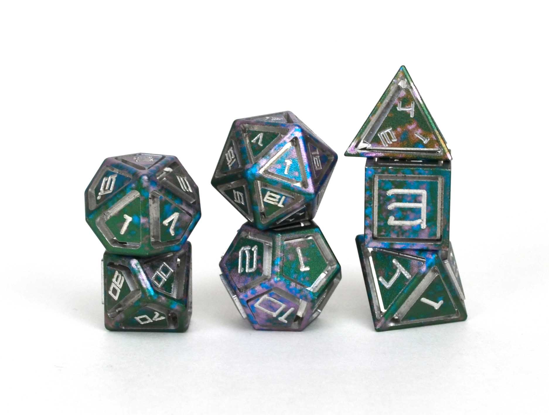 Eldritch Caged Aluminium Set of 7
