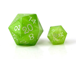 Ooze D20 35mm - Fortune Feyvours