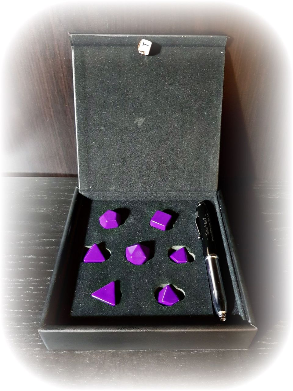 Stealth Mk2 Dice Set