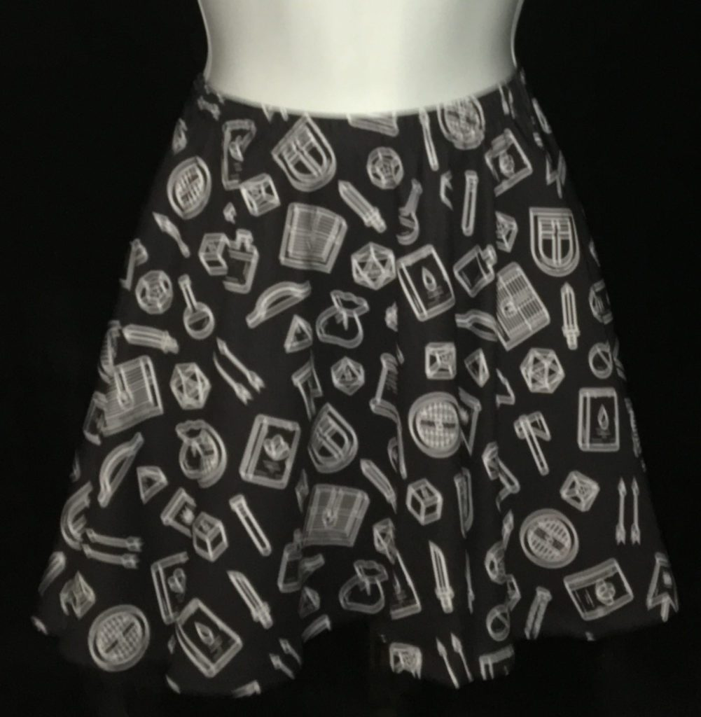 Skirt by Level Up Apparel