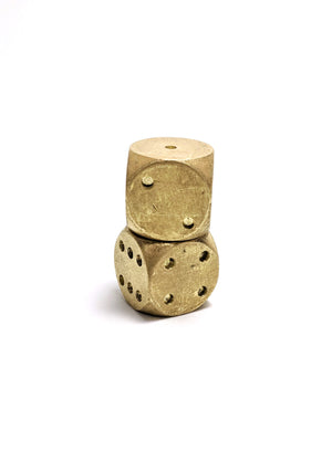 Brass Mini D6