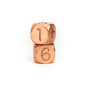 Copper D6 in Swash