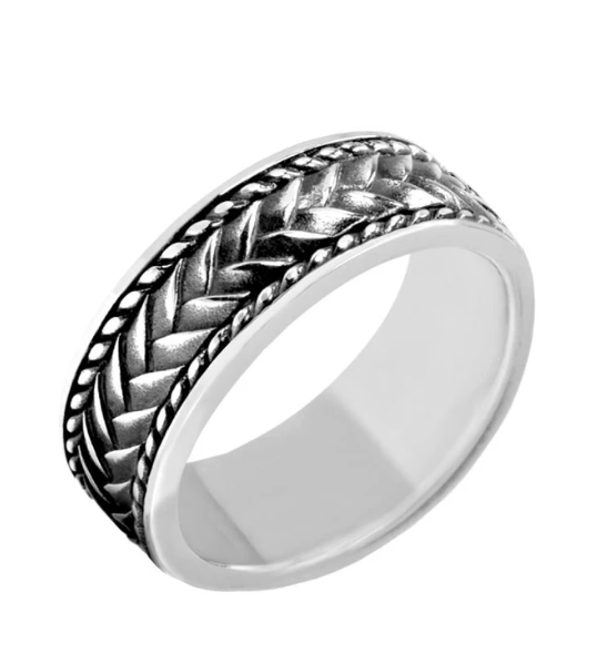 Tire Mark Steel Ring