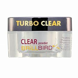 Turbo clear powder