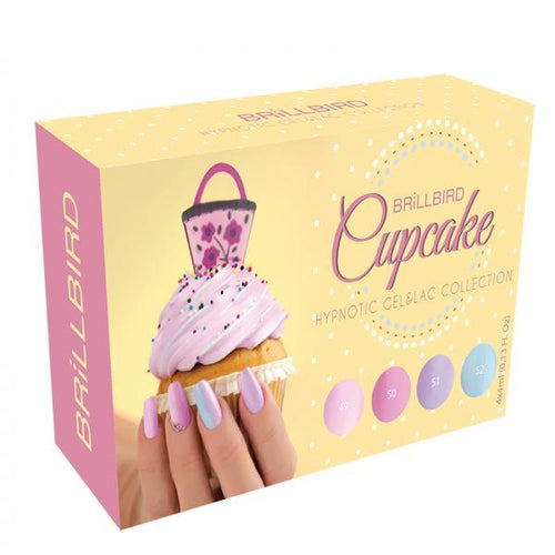 Cupcake hypnotic gel&lac kit
