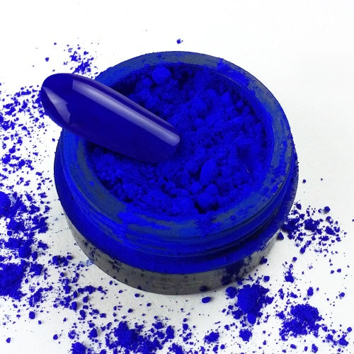 Neon pigment powder - Blue