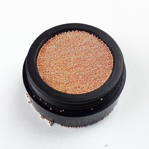 Micro beads - Russian gold