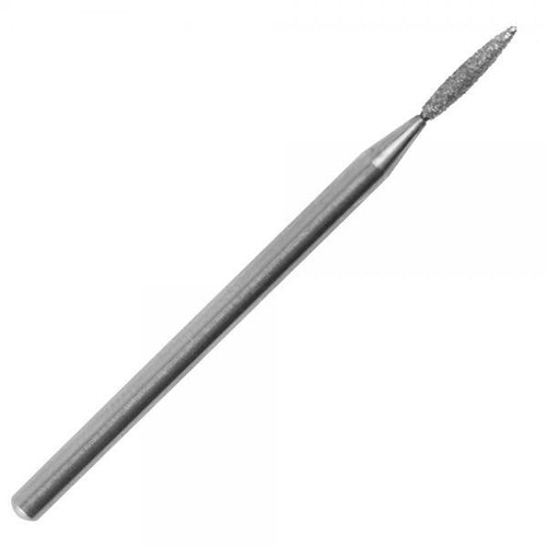 Pointed diamond drill bit