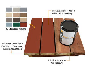 Deck Flex Elastomeric Premium Deck Paint