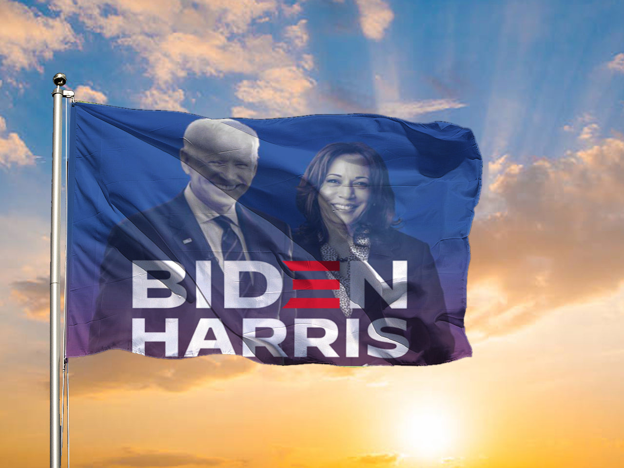 Joe Biden Harris Flag Vote For Biden President 2020 Flags