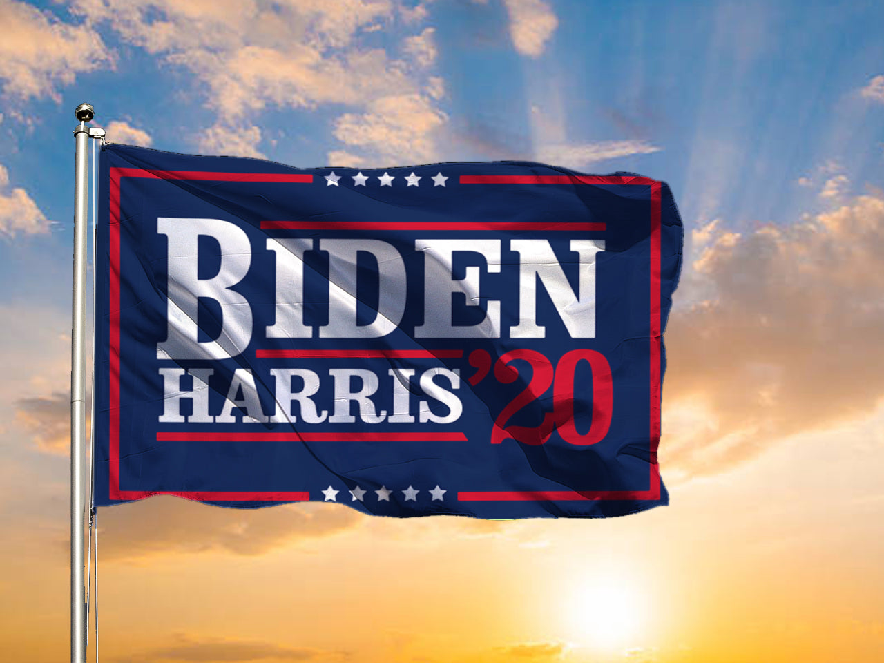 Biden Harris 2020 Flags Vote For Joe Biden For President 2020 Outdoor Decoration