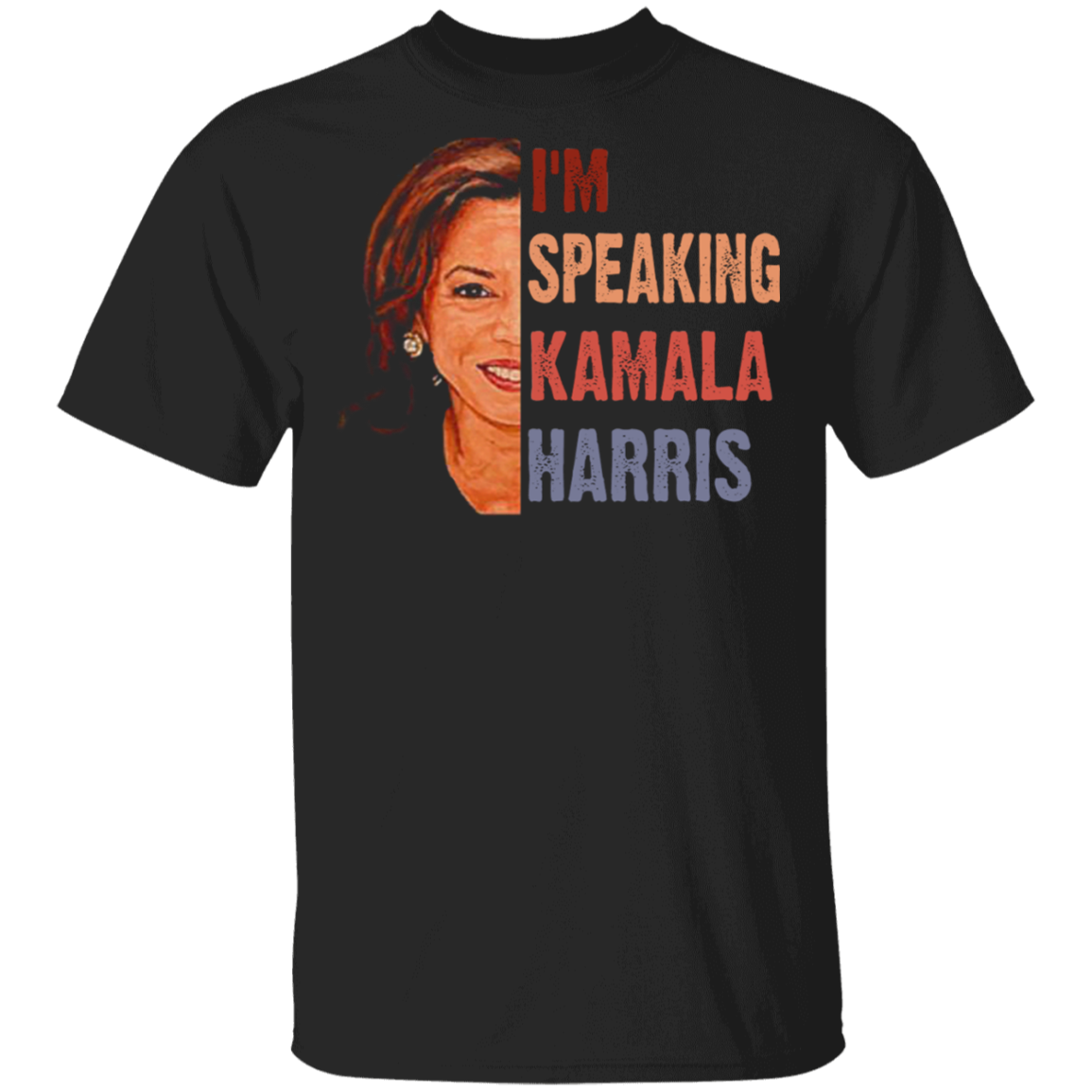 Kamala Harris Im Speaking T-Shirt Mr Vice President I'm Speaking Shirt Shut Up Man Merch