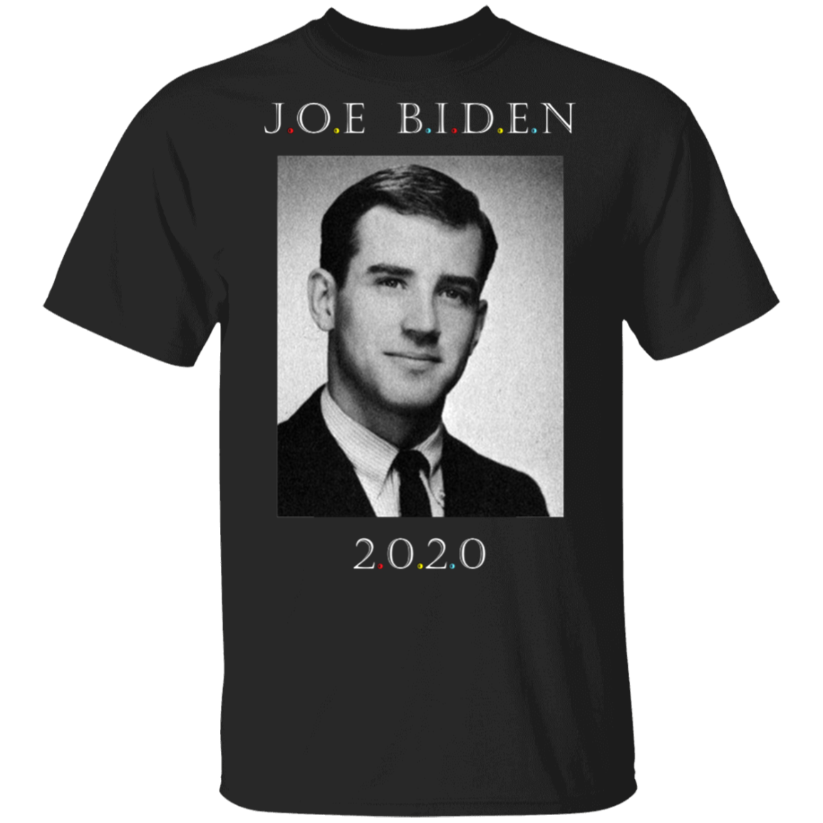 Young Joe Biden Shirt Vote For Biden President 2020 T-Shirt