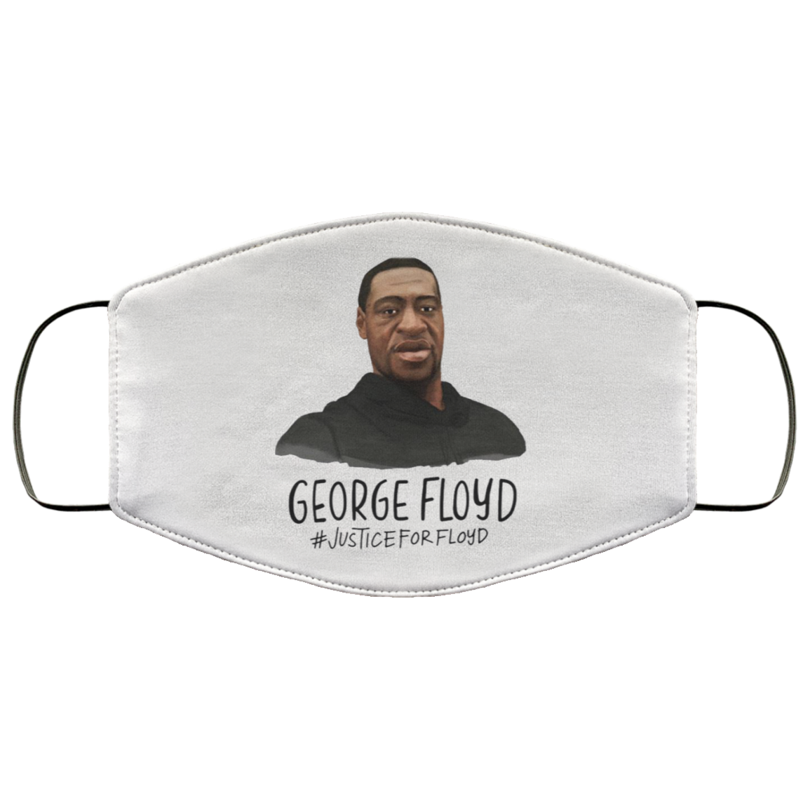 Justice For George Floyd Face Masks- Black Lives Matter Face Masks I Can't Breathe