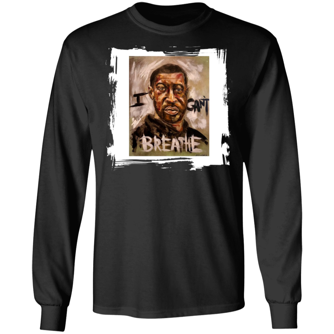 George Floyd Sweatshirt Black Lives Matter Shirt Donation