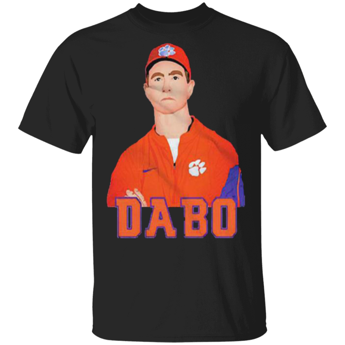 Dabo Football Matters Shirt Protest Blm