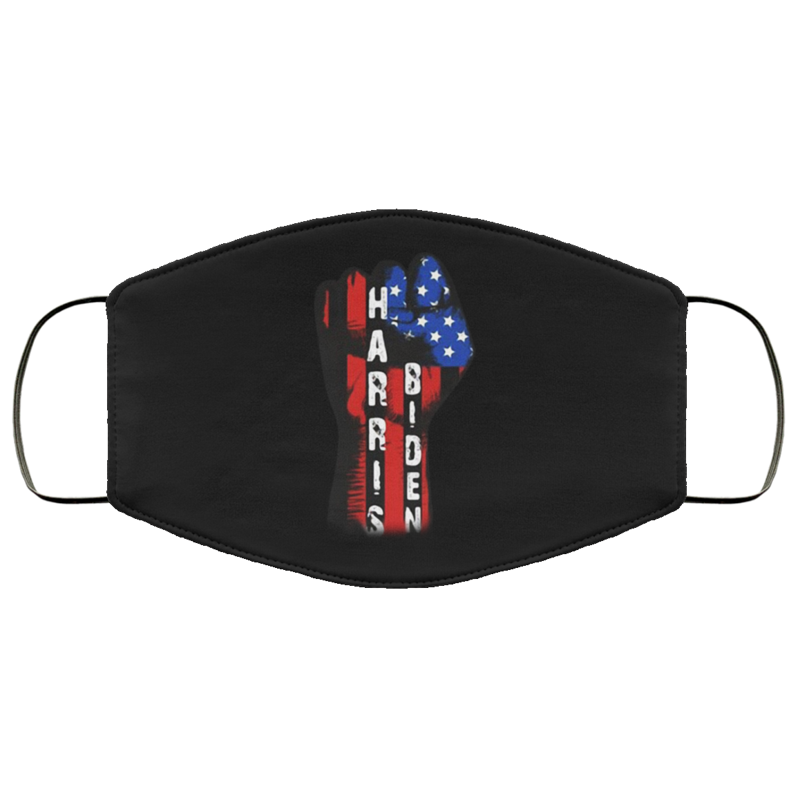 Biden Harris Face Mask For President Joe Biden Black Voters BLM Senator Kamala Harris AKA Face Mask