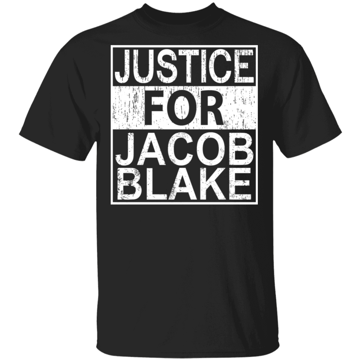 Justice For Jacob Blake T-Shirt Nba Black Lives Matter Shirt