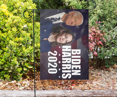 Biden Harris 2020 Flags Inside American Flag Joe Biden For President Outdoor Decoration