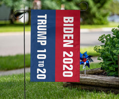 Biden 2020 Trump 10 To 20 Flag Biden For President Flag Dump Donald Trump Wall Decor For Joe