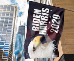 Eagle American Biden Harris Flags Vote Biden Fpr 2020 President