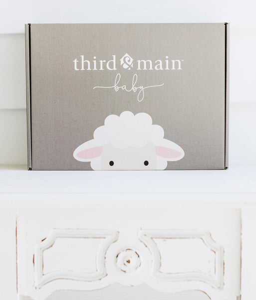 Meet our Newest Addition! We Are Proud To Introduce the Third & Main Baby Box!