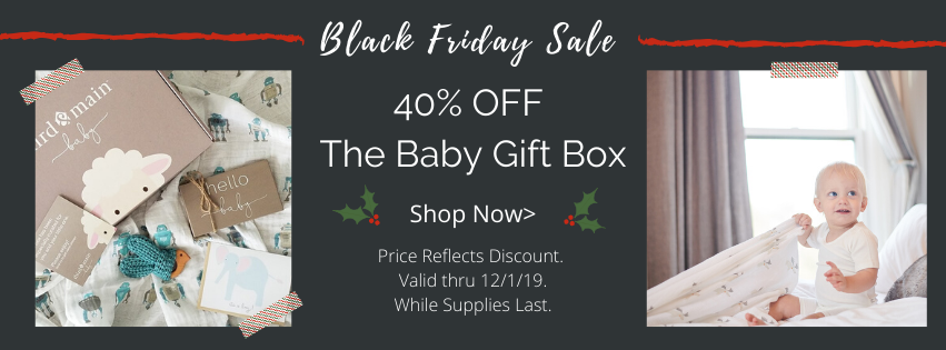 40% off the Baby Box