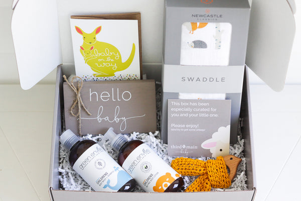 Baby Box Curated Gift Box