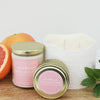 Citrus & Mint 8 oz. Jar Candle - Pre Order