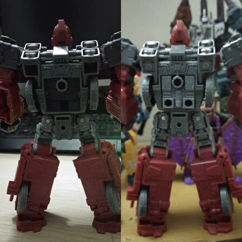 Rachet Studio ROS003 Gap Filling Parts for Siege Ironhide